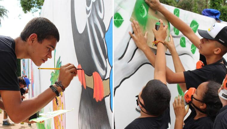 Proponho o contrário: a gente transforma cada quartel do país em um centro multiuso de arte – por Rafael Fernandes