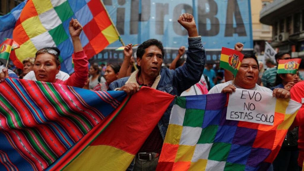 A vitória de Luis Arce na Bolívia – por Katia Gerab Baggio e Chico Alencar; Com vídeo-aula