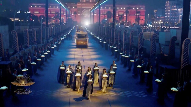 Egito faz majestosa cerimônia para transportar 22 múmias reais históricas, de reis e rainhas, para novo museu – por Thomas de Toledo