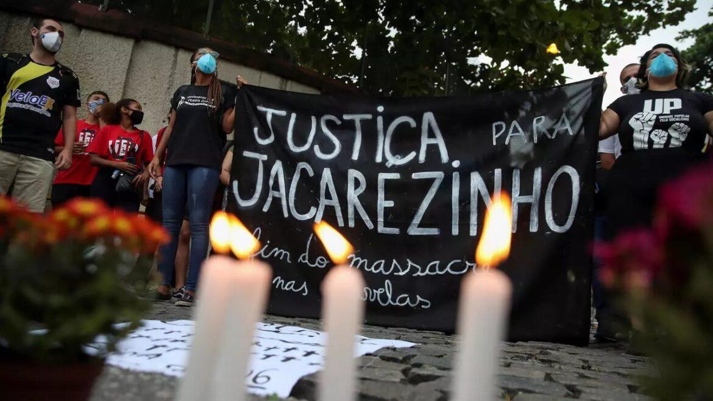 Sobre a CHACINA do Jacarezinho – por um morador e professores