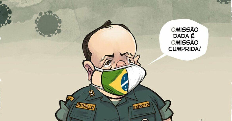 Os comandantes militares perderam ótima oportunidade de seguirem calados – por Álvaro Nascimento; via Bernardo Karam