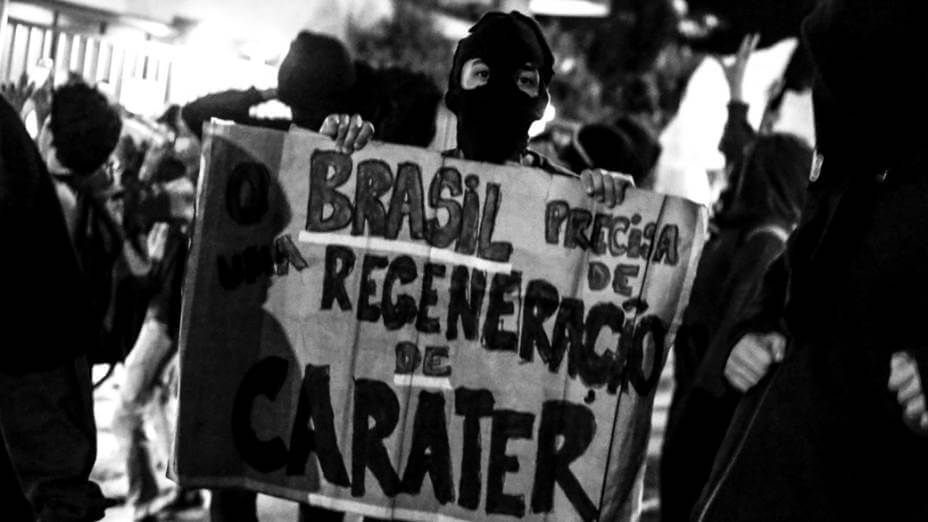 Algumas coisas sobre a tática Black Bloc – por Pedro Marin